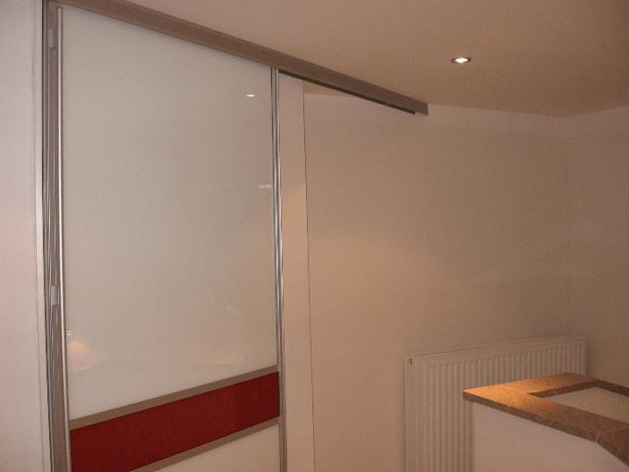 poševna montaža drsnih vrat