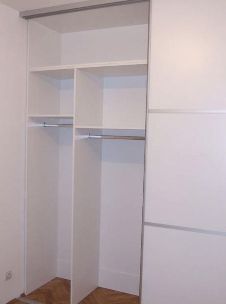 vgradne omare notranjost