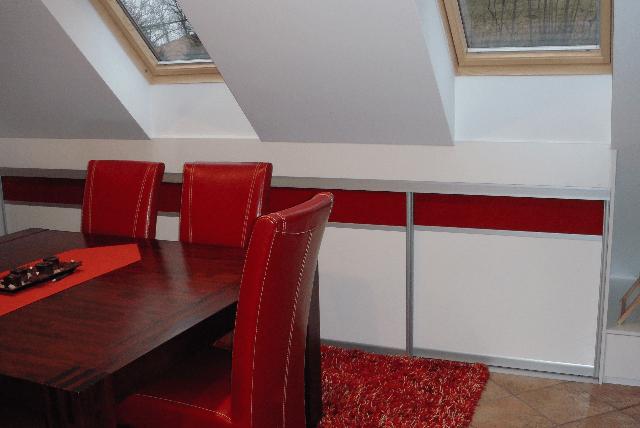 vgradna omara jedilnica