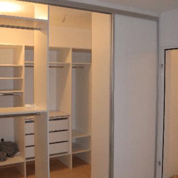 Še 3 predstavitve izdelanih garderobnih sob po meri