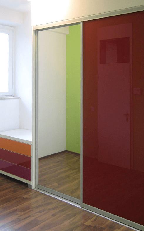 vgradne omare otroška soba