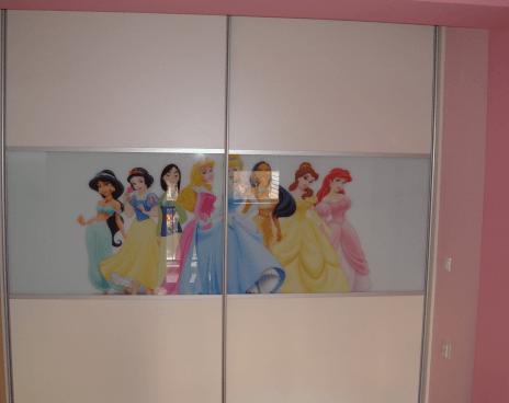 vgradne omare otroške sobe