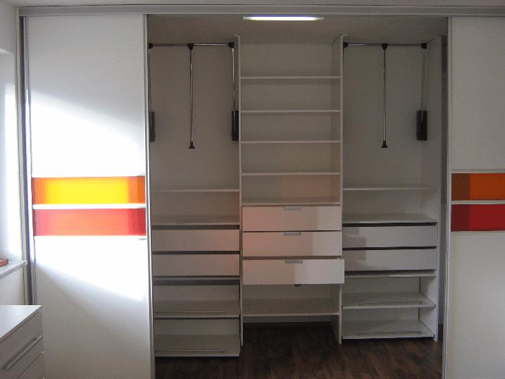 garderobna soba otroška soba
