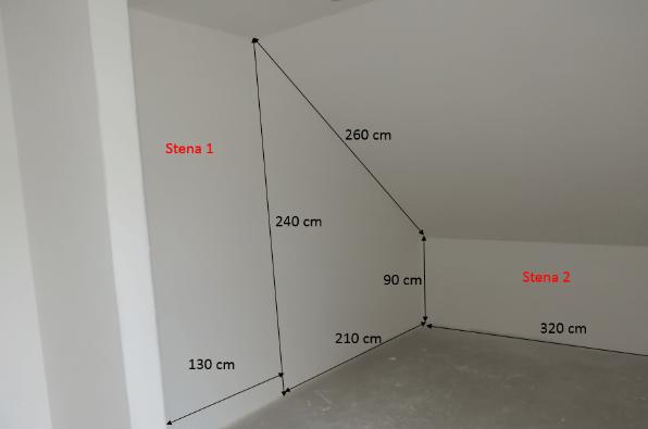 notranje dimenzije vgradne omare