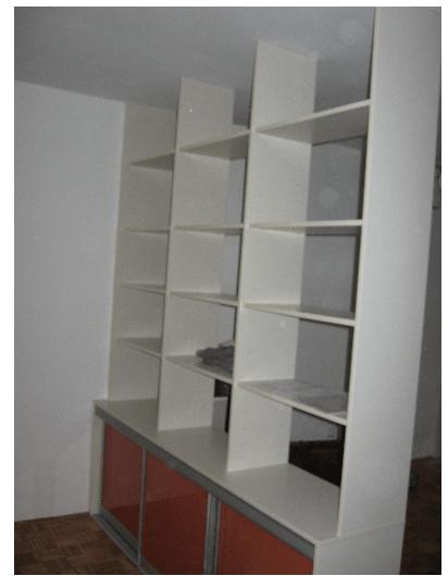 predelne vgradne omare za dnevno sobo