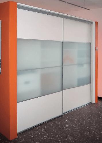 večje pregradne omare za pisarne