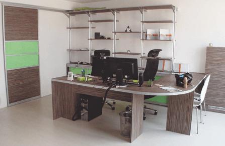 Pisarniško pohištvo in omare