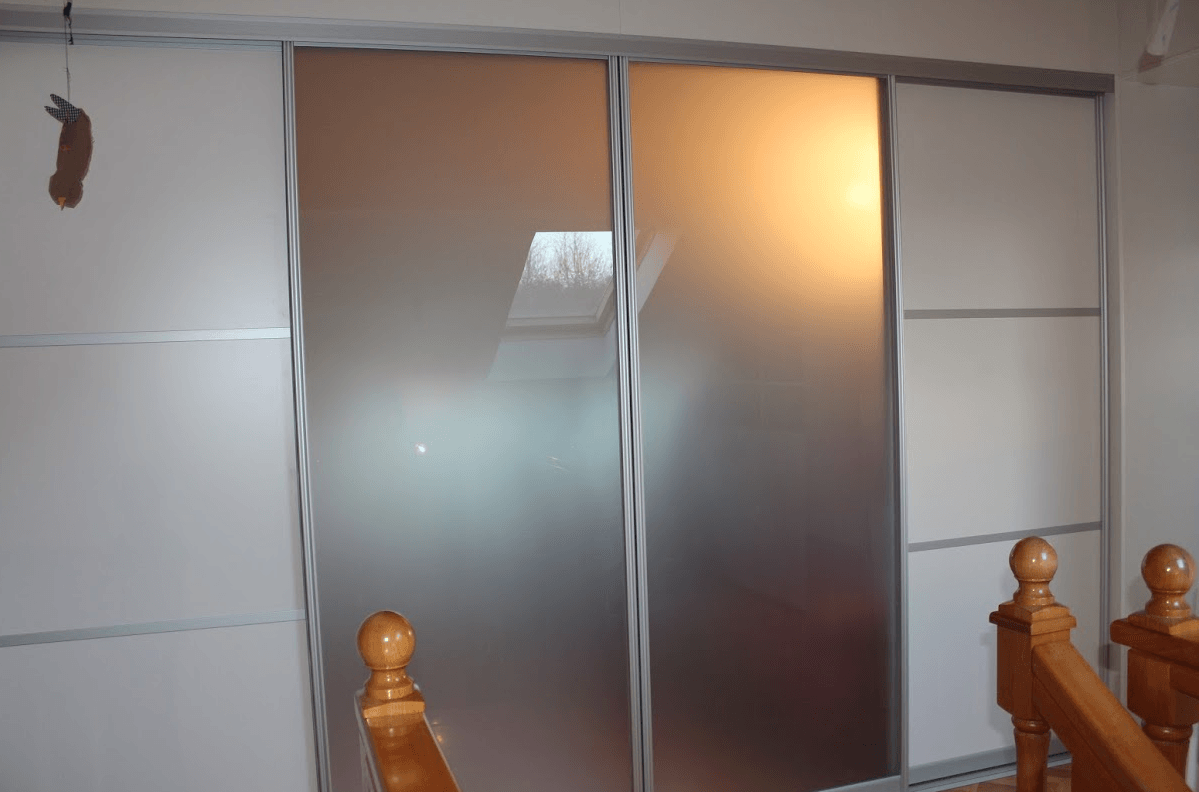 drsna vrata v mansardi