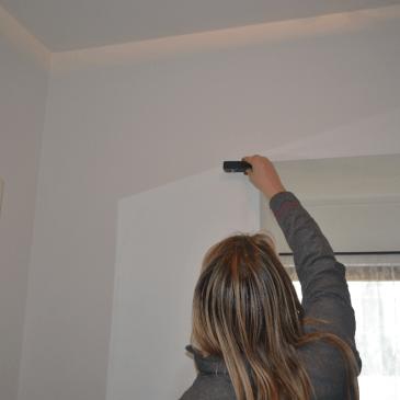Kako moram izmeriti prostor za vgradno omaro? – VPRAŠANJA STRANK