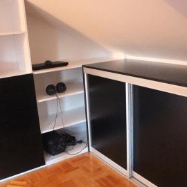 Ali garderobna soba ali vgradna omara? – VPRAŠANJA STRANK