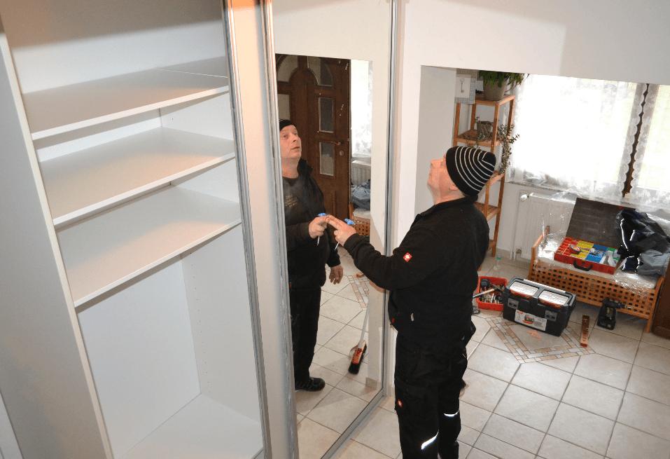 vrata iz ogledala
