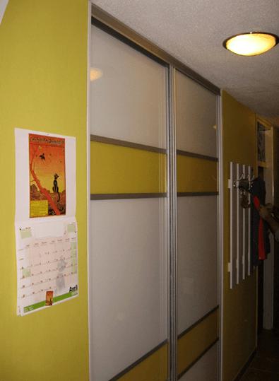 zidna omara v predsobi