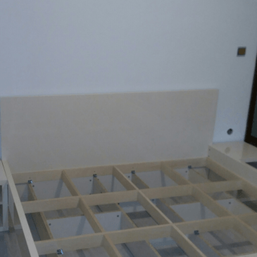 Izdelava spalnice po meri