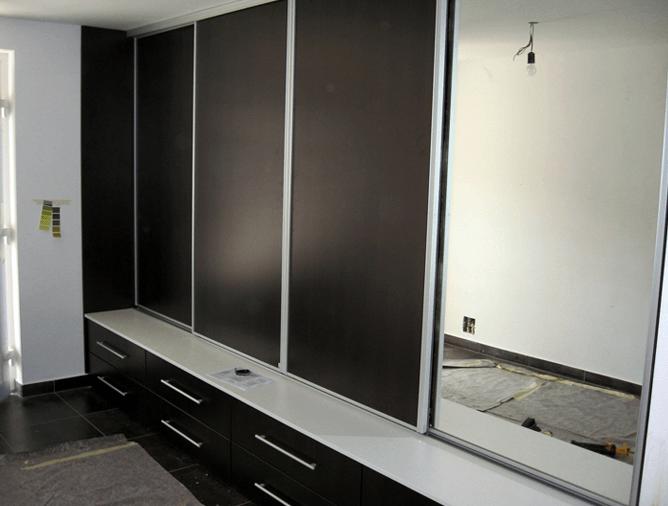 vgradnje omare