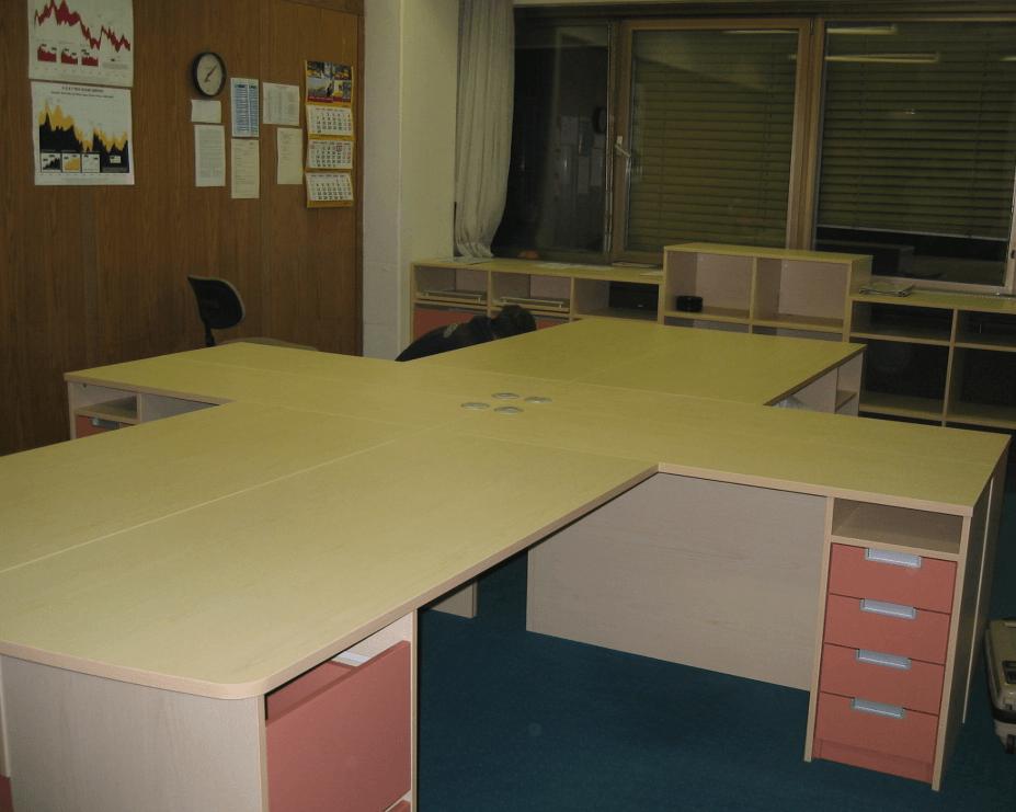 Opremljanje poslovnih prostorov