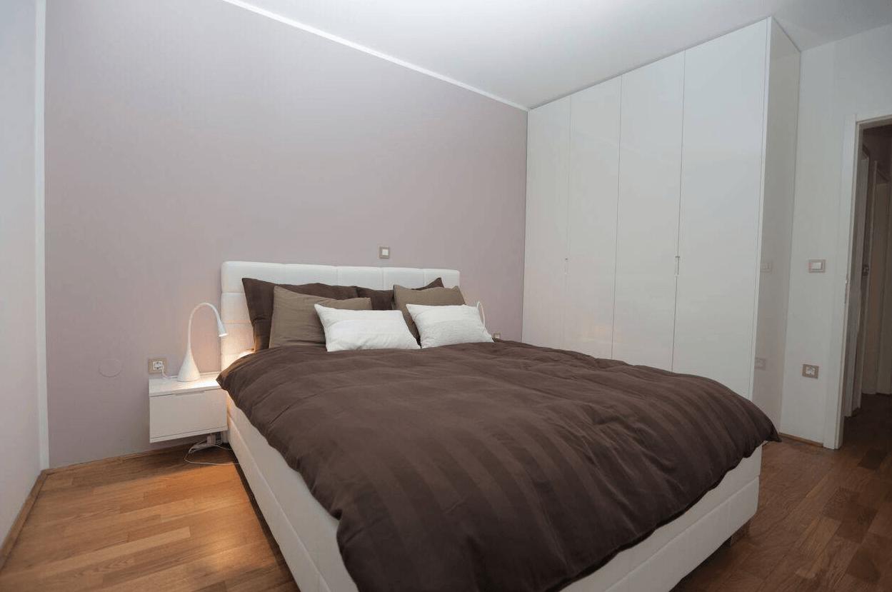 opremljanje spalnice pohištvo po meri