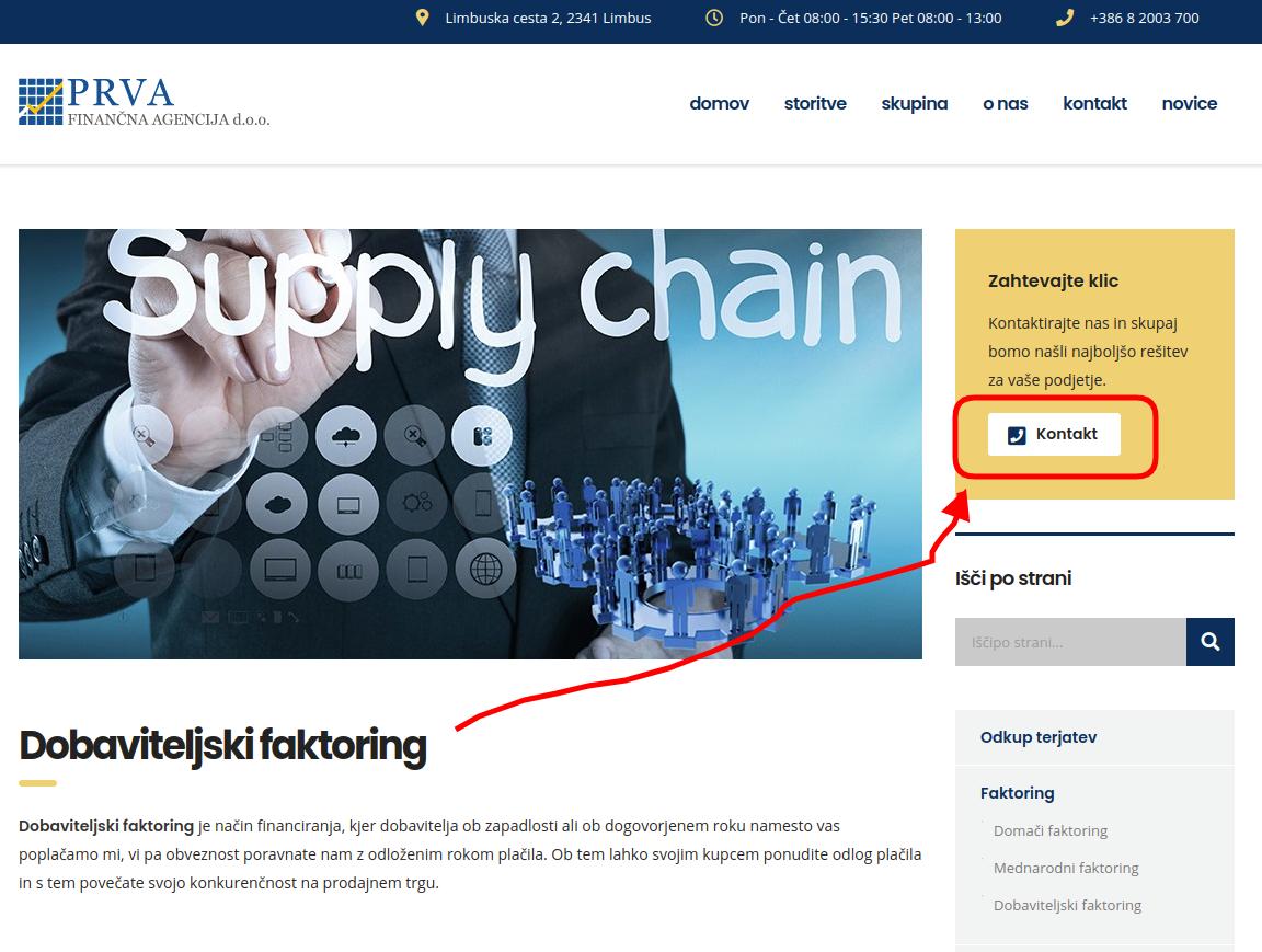 internetna prodaja prvafina.si